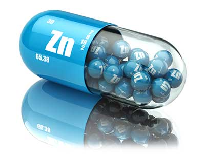 Zinc Supplement Tablet