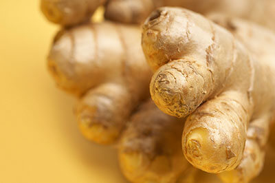 Ginger fat burning