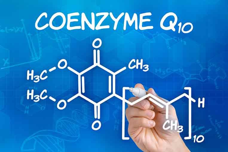 Coenzyme Q10 health benefits