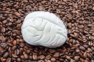 caffeine and brain power