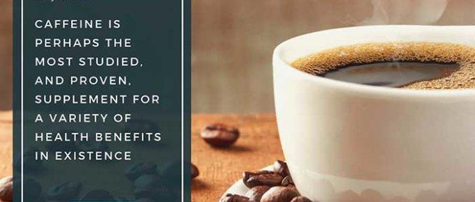 Caffeine health benefits