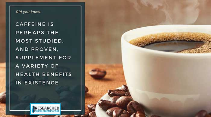 Caffeine health benefits