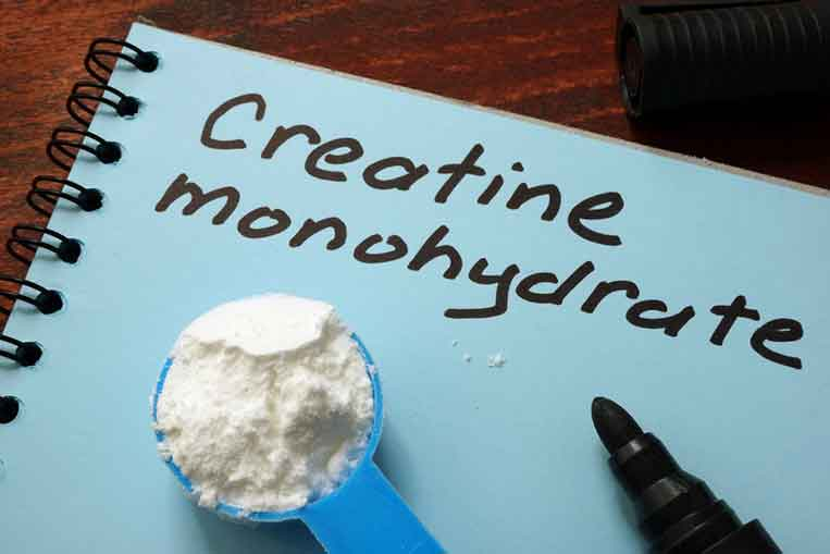 Creatine Monohydrate for building muscle and strength
