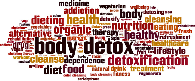 Cleanse and detox diets