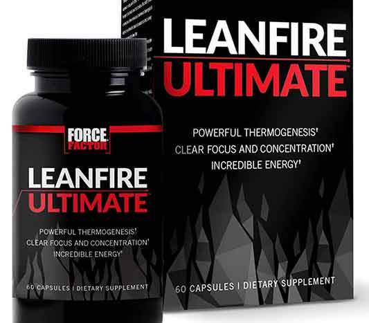 Leanfire Ultimate from Force Factor