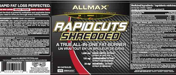 RapidCuts Shredded