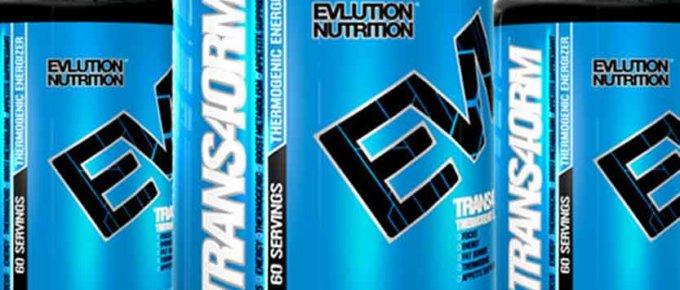 Trans4orm Fat Burner Review - Evlution Nutrition