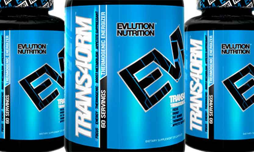 Trans4orm Fat Burner Review - Evlution Nutrition