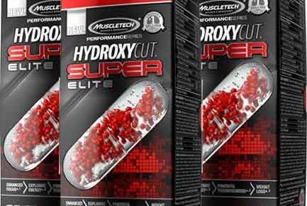 HydroxyCut Super Elite Review