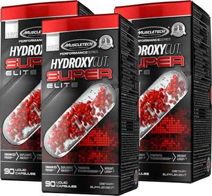 HydroxyCut Super Elite Review