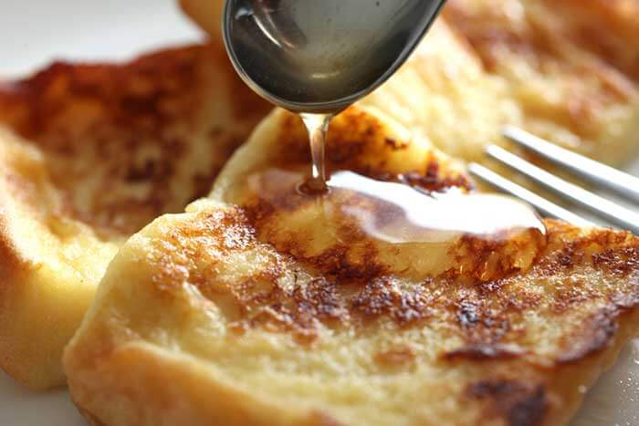 French Toast Fills You Up
