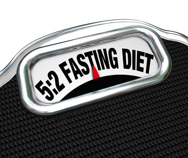 5:2 diet or intermittent fasting