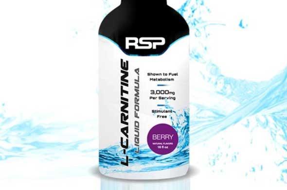 RSP's new Liquid Carnitine