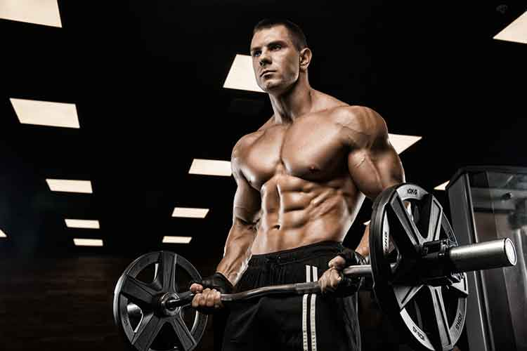 resistance training with Keto men