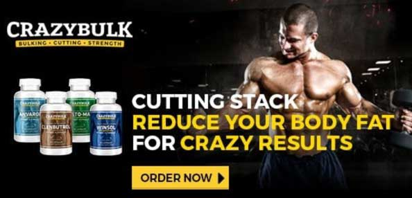 CrazyBulk Cutting stacks