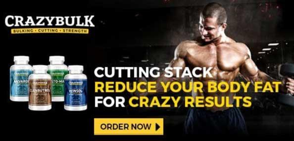 CrazyBulk Cutting stacks