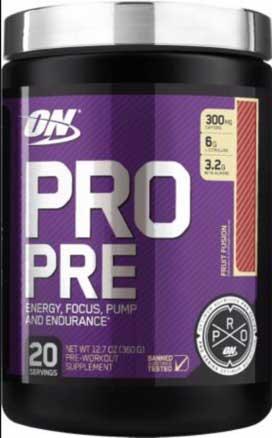 Pro Pre - Optimum Nutrition