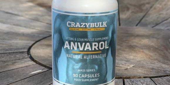 Anvarol CrazyBulk