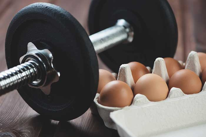 eggs are good for you