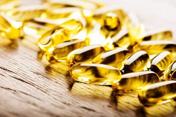 fish oil in bodybuilding supplements