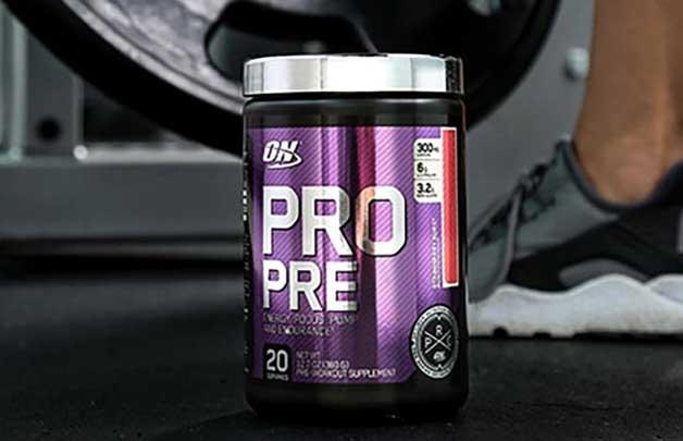 Pro Pre Workout