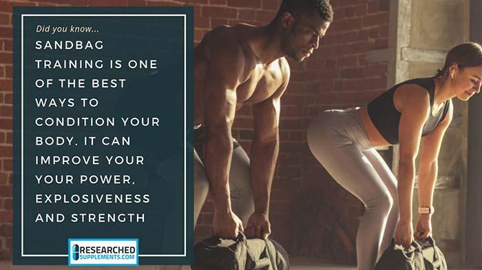 Tips for Sandbag weight training