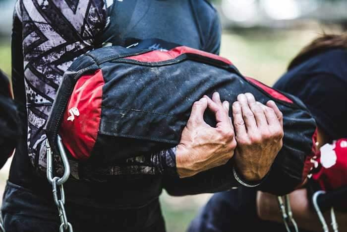 Sandbag Training for strength