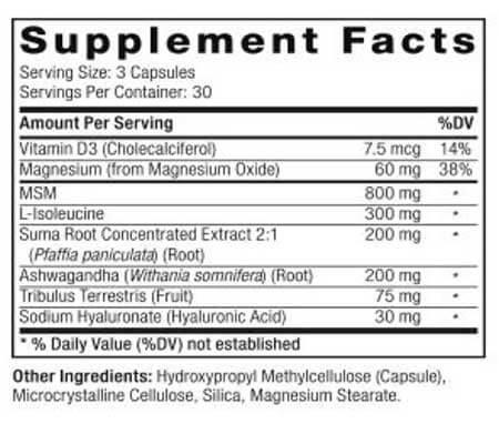 CrazyBulk D-bal ingredients