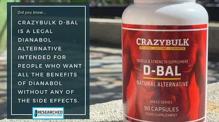 D-Bal ResearchedSupplements