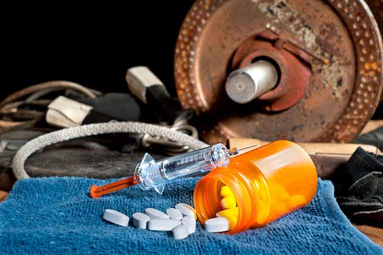 Clenbuterol delivery method and dosing