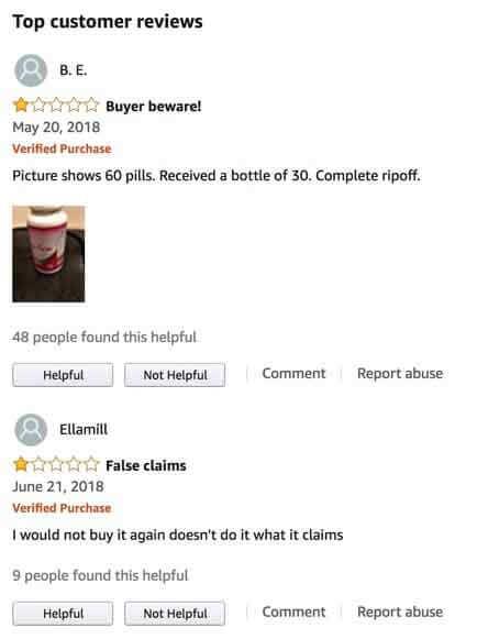 Luna Trim customer comments