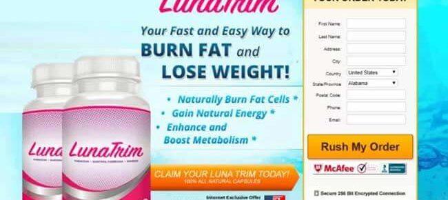 Luna Trim Website