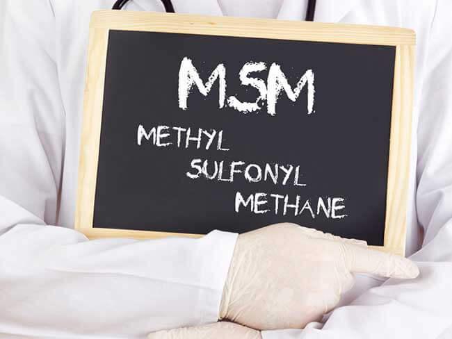 MSM Supplements