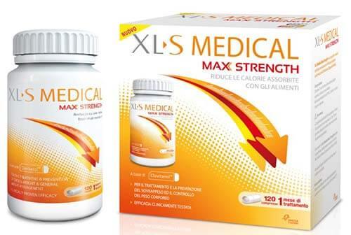 XLS Medical Max Strength