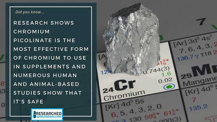 chromium picolinate