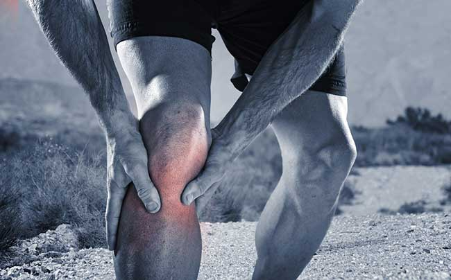 Joint pain can be treated with MSM