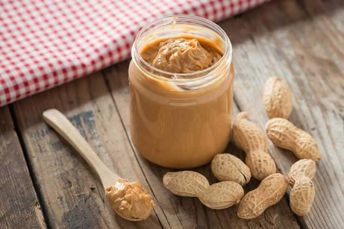 TLC diet Peanut Butter