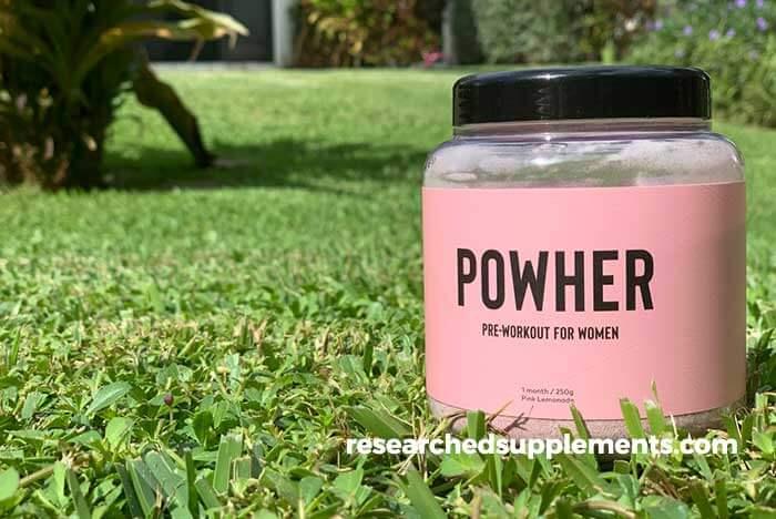 Powher pre Workout