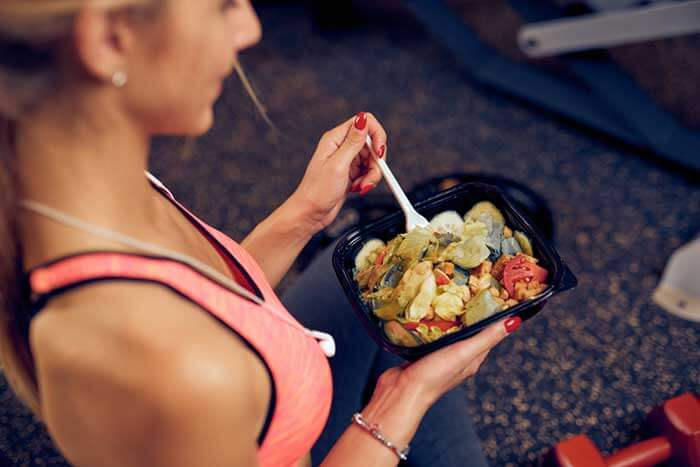 Pre workout meals, what to eat before going to the gym