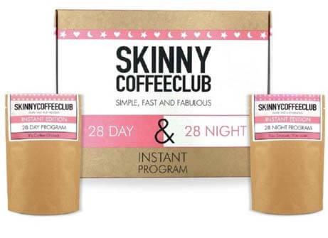 Skinny Coffee club reviews