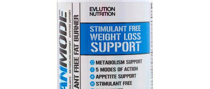 LeanMode Stim Free fat burner