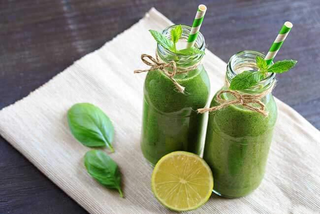 Super greens drinks