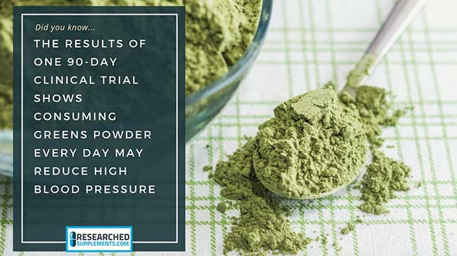 Super greens powders facts and benefits