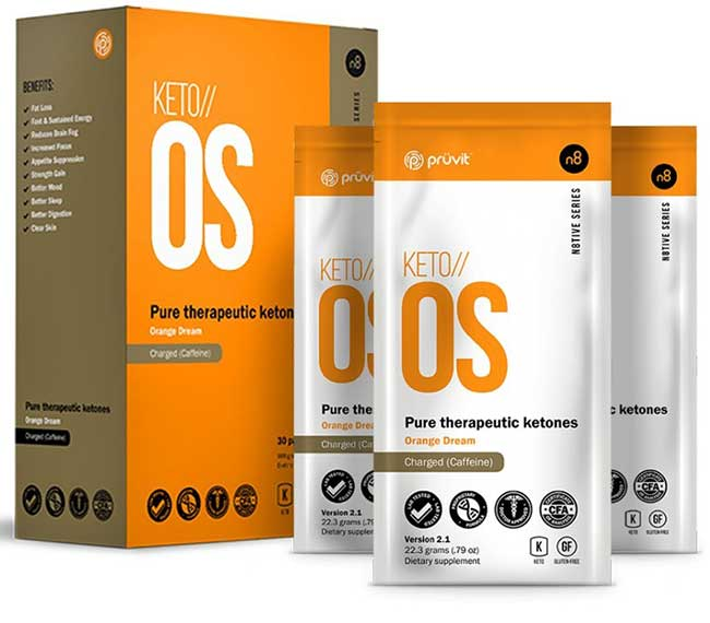 Pruvit Keto//OS review