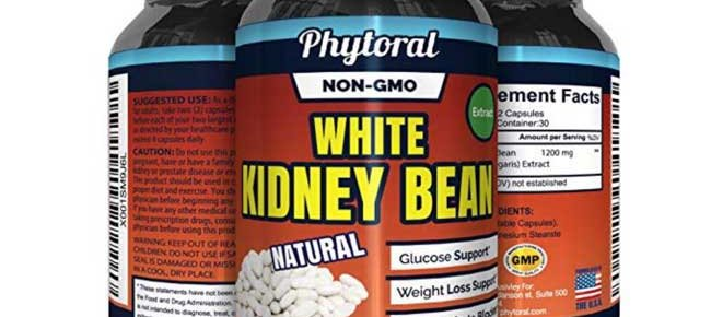 Phytoral White Kidney Bean