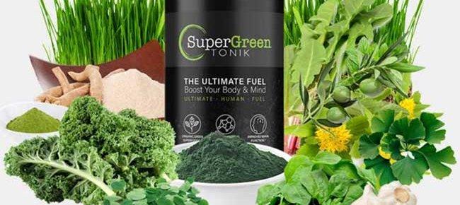 Supergreen Tonil review