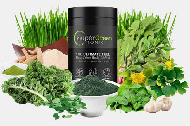 Supergreen Tonik review