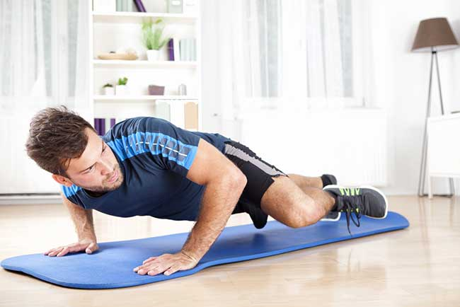 Ho to workout at home