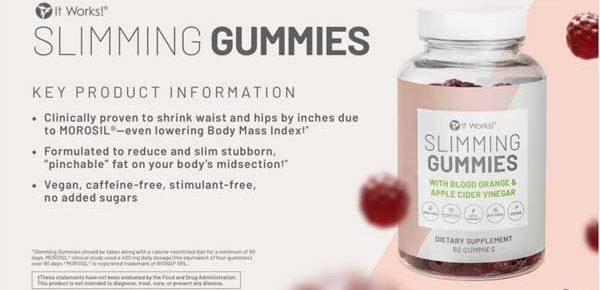IT Works Slimming Gummies